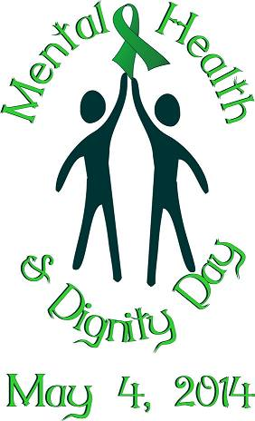 mental health & dignity day 2014