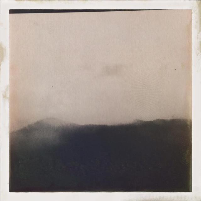landscape sepia