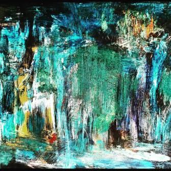 blue small panel 2018